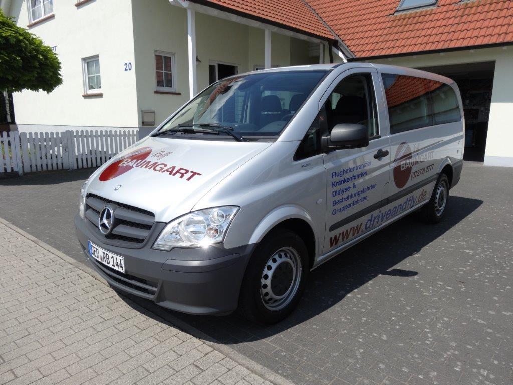 Daimler-Benz Vito (8 Pers.)