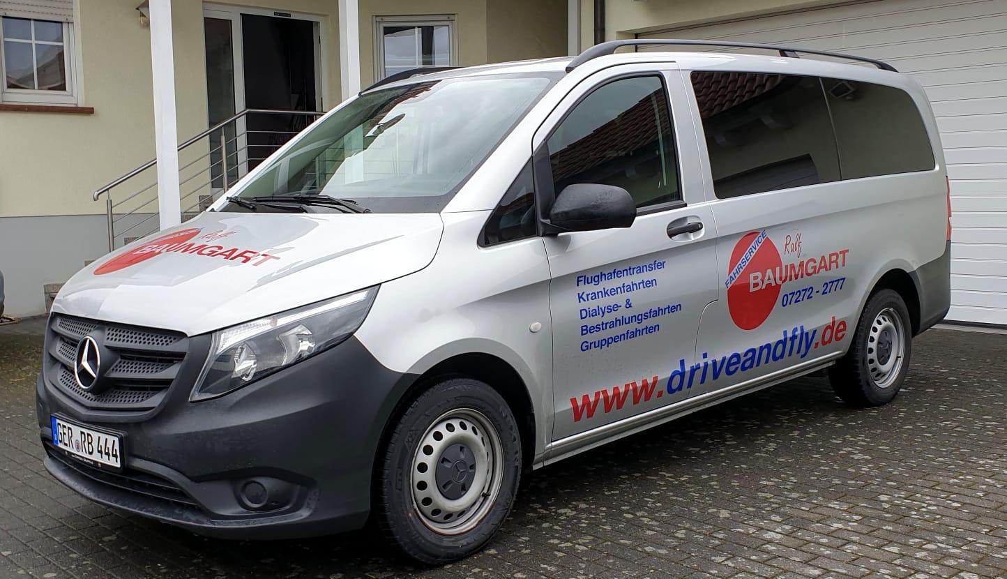 Daimler-Benz Sprinter (8 Pers.)